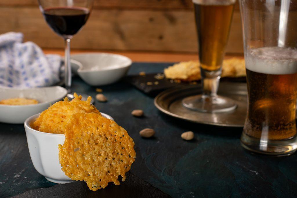 Cheddar Chips Recipe