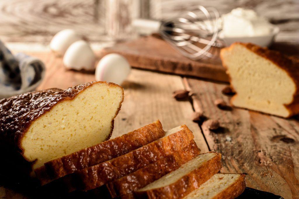 Keto Egg Loaf