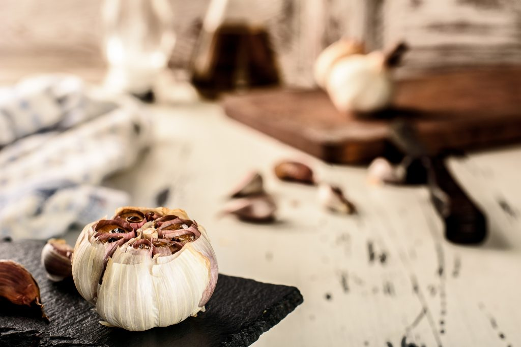 Roasted Garlic Cloves