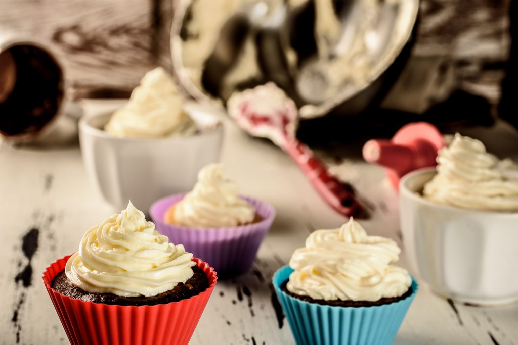 Buttercream Frosting Chocolate